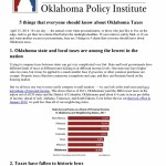 OK Taxes - 5 things that everyone should know about Oklahoma Taxes_Page_1